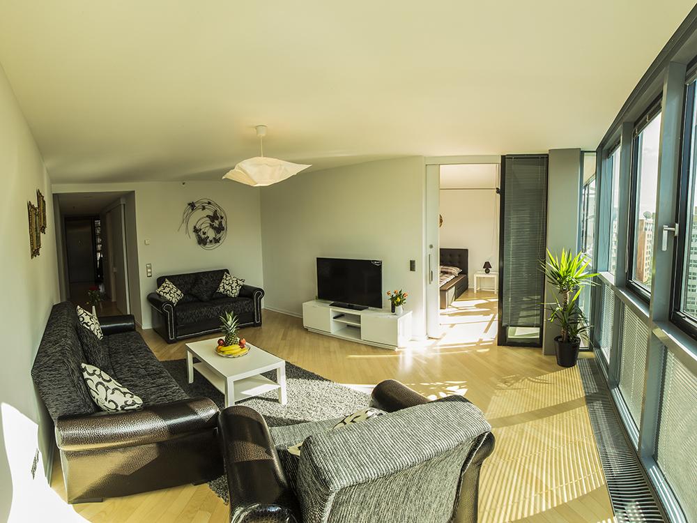 Wohnzimmer Panorama 2 4x3